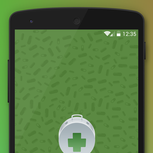 Android App Design for Ukrainian Pharmacies