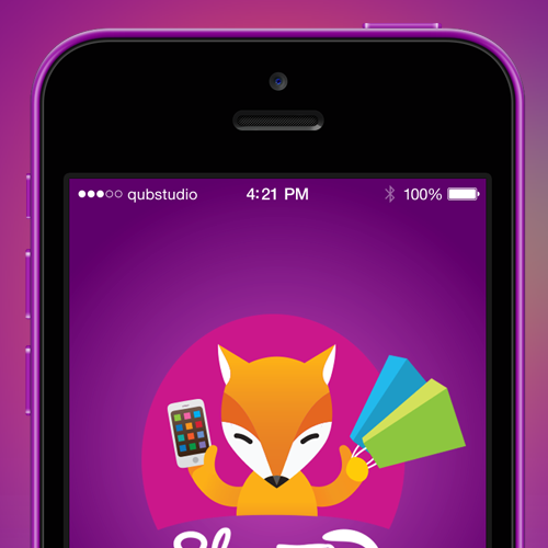 ShopFox iOs App UI Design