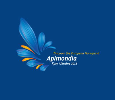 Logotype and Corporate identity for the 43rd International Apimondia Congress