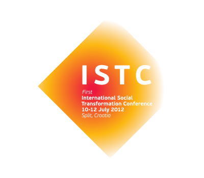 Logo and Identity for the 1st International Social Transformation Conference in Split, Croatia