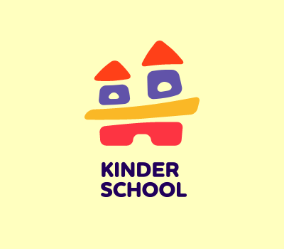 Logo for school