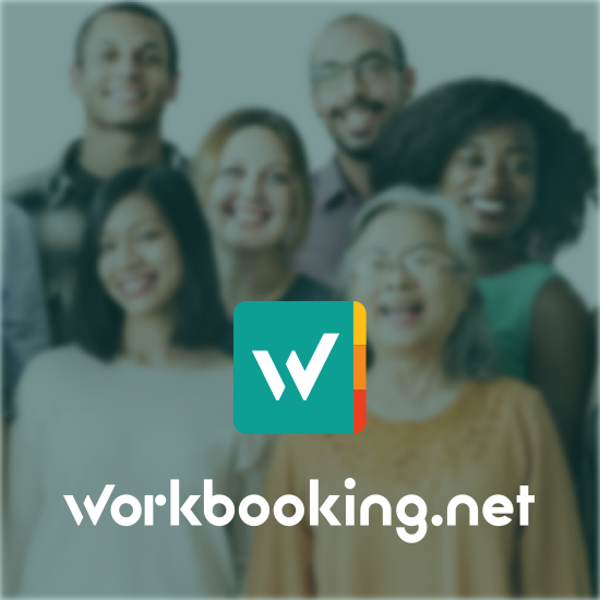 WorkBooking website design & development