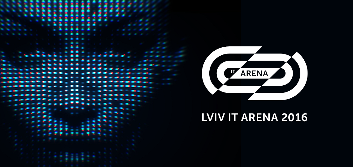 Website & Promo for Lviv IT Arena 2016
