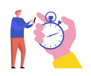 the less time user spend to understand the feature - the better