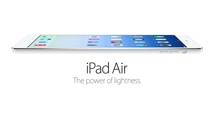 Apple says: the thinner is more powerful
