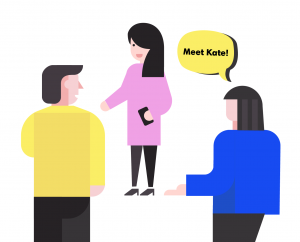 share your UX personas with a team