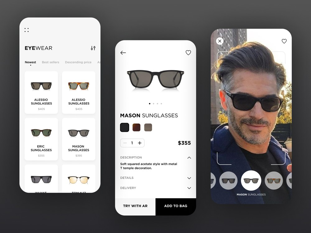 5. Augmented reality — 10 UI UX Design Trends Qubstudio Rrecommends To Follow